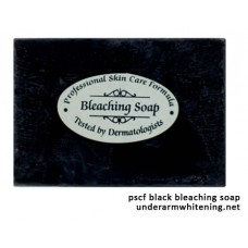 Professional Skin Care Formula Black Bleaching Soap