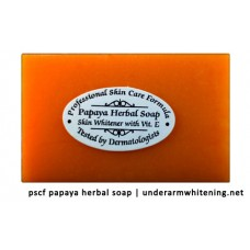 Papaya Skin Whitening Soap