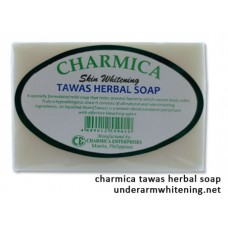 Charmica Skin Whitening Tawas Herbal Soap
